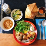 辺境料理を求めて〈タイ東北地方イサーン編〉